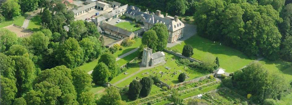 aerial view beaulieu