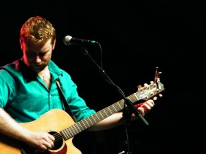 photo of musician Fiach Moriarty