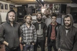 photo of Mutefish band