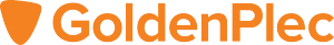 GoldenPlec_Logo_Secondary_Orange