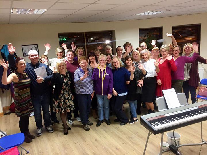 Suso Community Choir